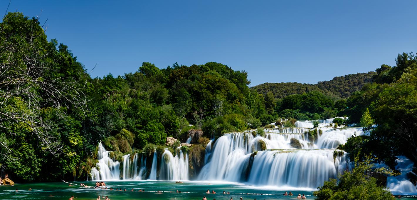 Krka Waterfalls Excursion From Zadar Romeo And Juliet
