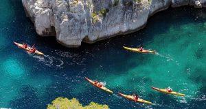 Kayaking to Dugi Otok