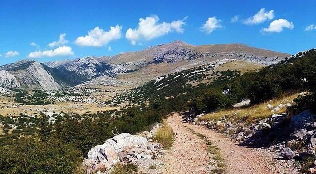 Velebit Mountain Path